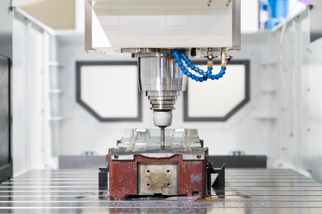 Practical Advantages of Double Column Machining Center