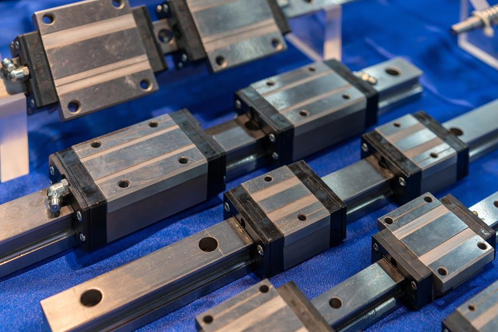 About Linear Guides Installation