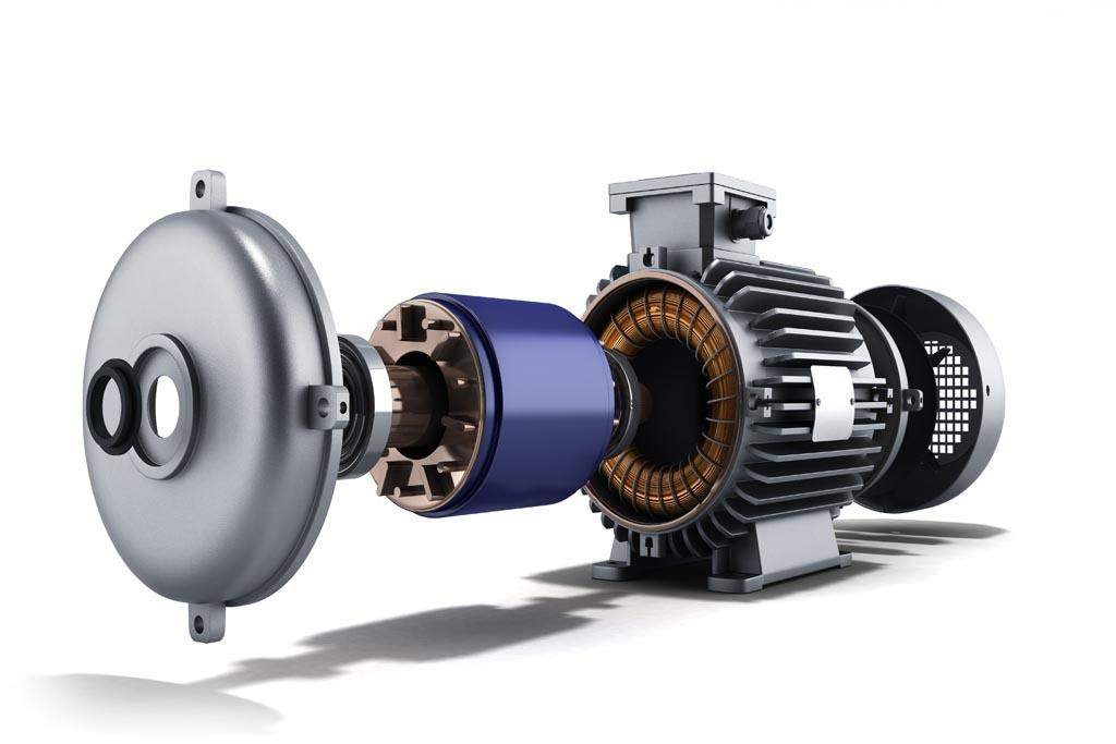 Industrial Motors & Applications