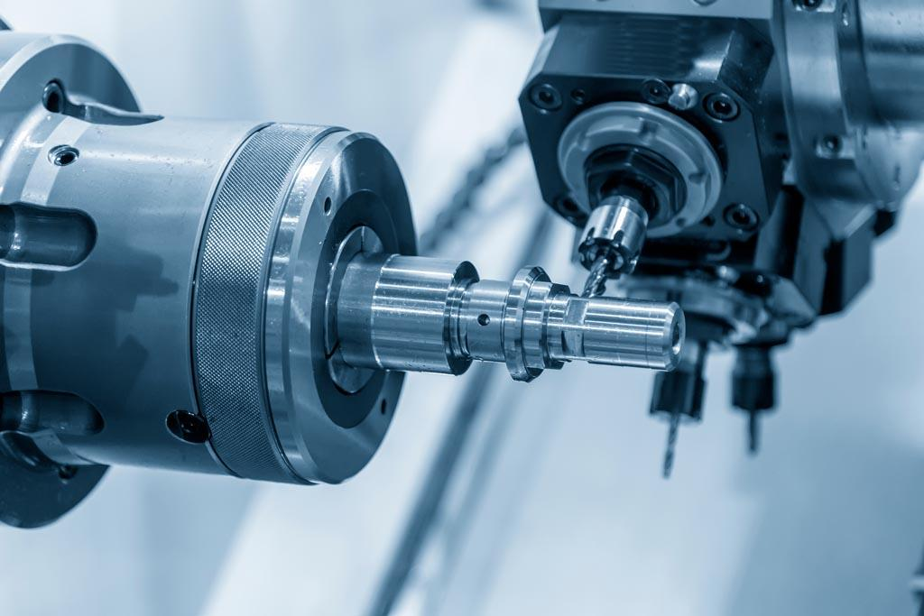 Lathe Spindle & Processing Performance