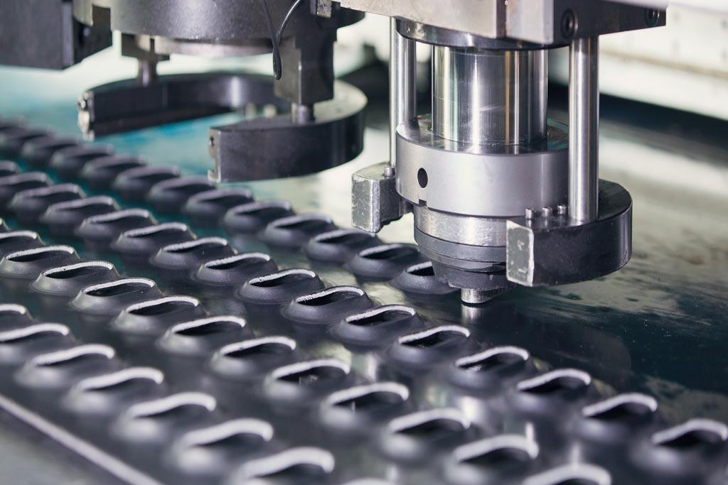 Perforated Metal Machine & Applications