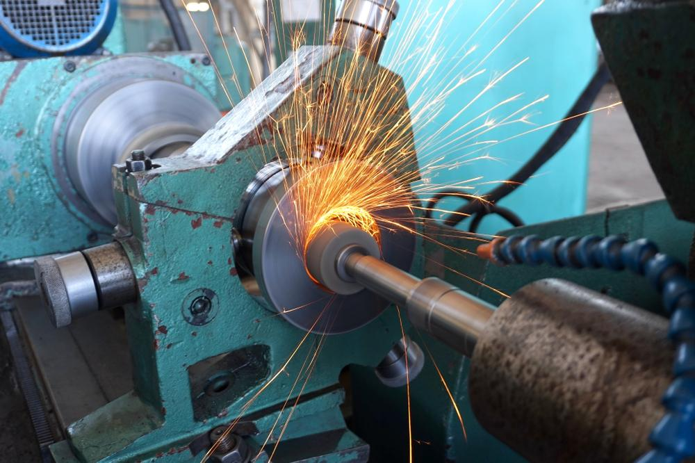 Cylindrical Grinding and Great Productivity