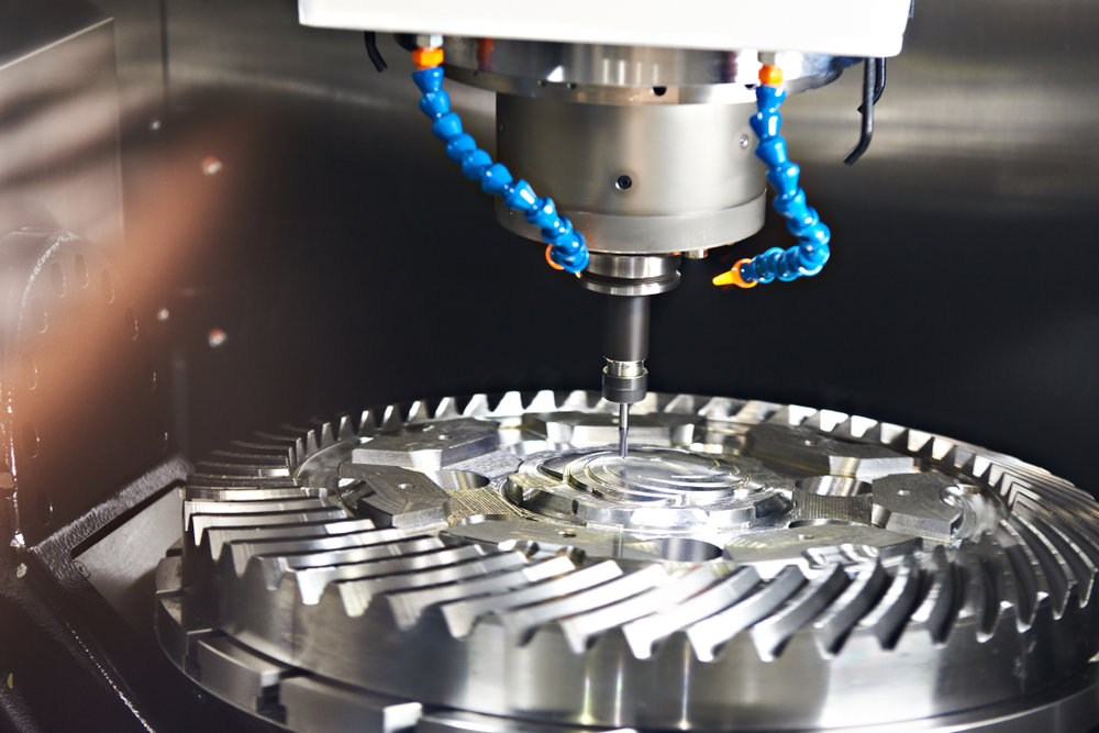 A CNC Turn Mill Lathe Makes Turning Possible in Every Angle