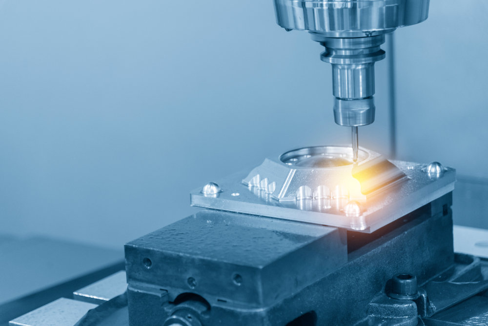 CNC Mill Turn Machining Centers for Complex Profile Machining