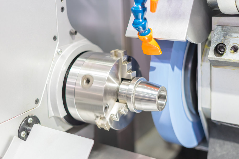 Precision Spindle and Precision Processing