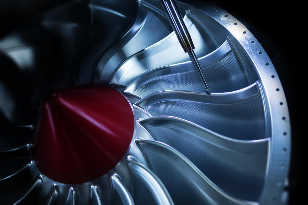 Machining Parts for the Aerospace Industry