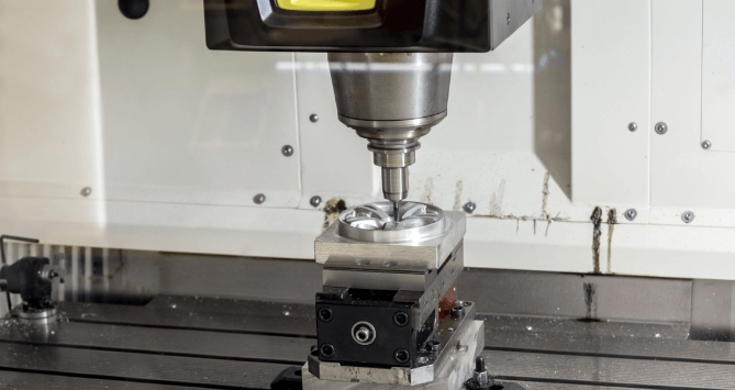 CNC VMC Machine, Are they right for your workshop?