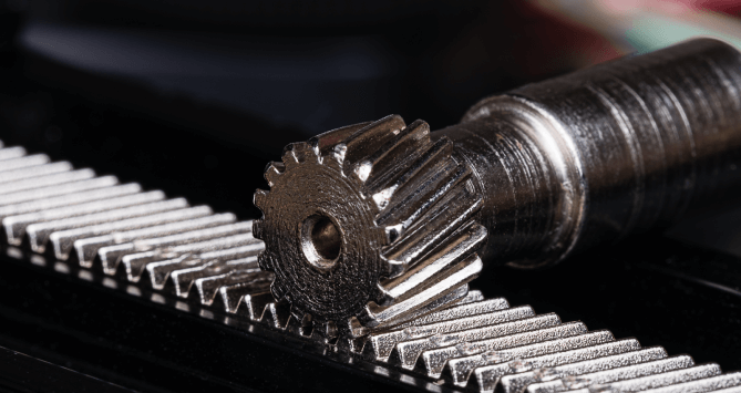 Everything you need to know about Rack and Pinion Gears