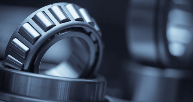 What are the types of bearing