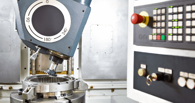 VMC Machinery for production and efficiency