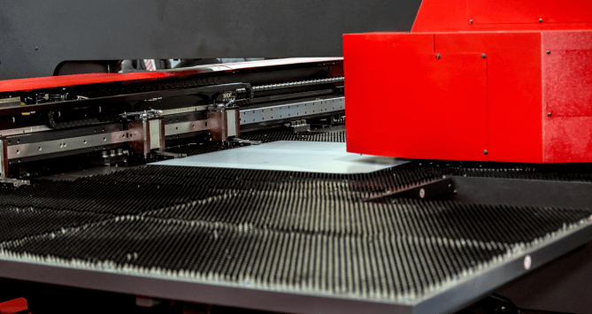 Automatic Punch Press