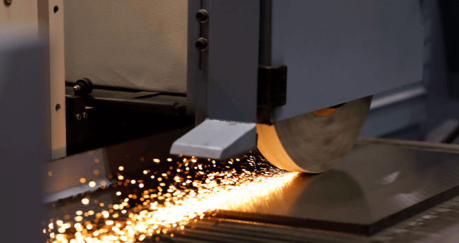 Introduction to PLC surface grinder