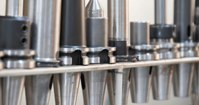 CNC Tool Holder Rack