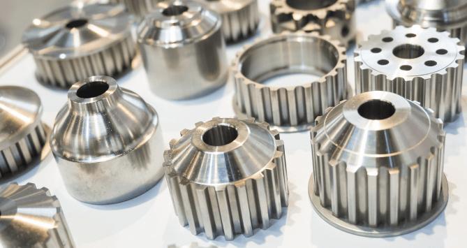 High precision components