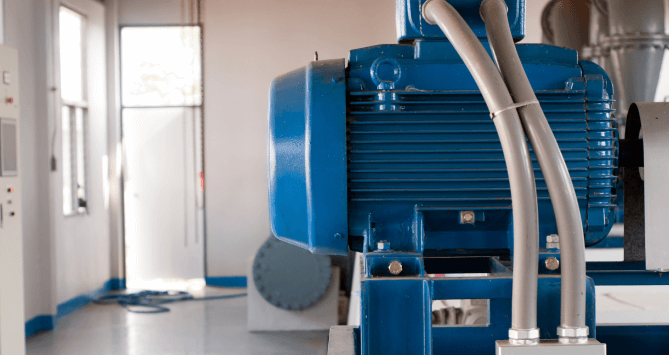 Pressure pumps for bathrooms