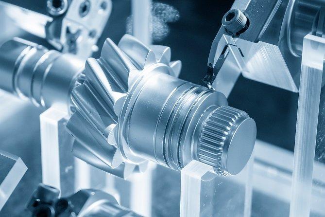 Inverter Transmission Lathe