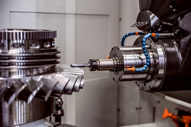Precision Milling Machine