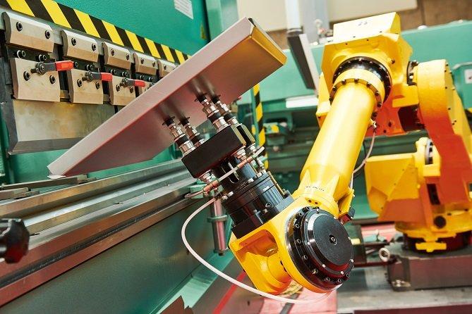 Metal Press Automation