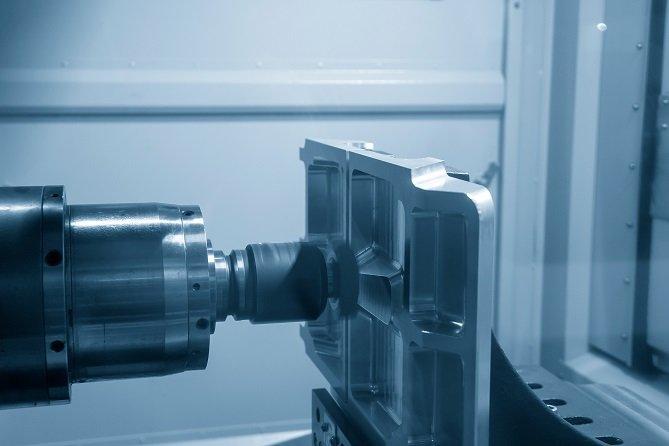 High Speed Horizontal Machining Center