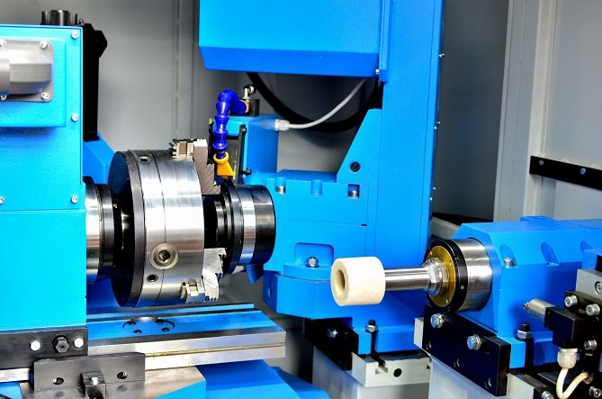 Small Cylindrical Grinder