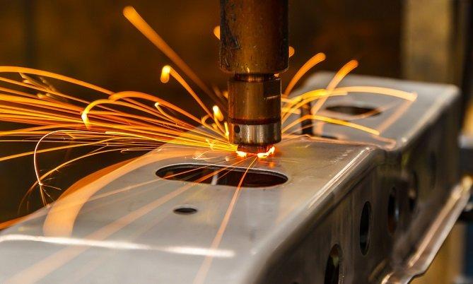 spot welding machine specification