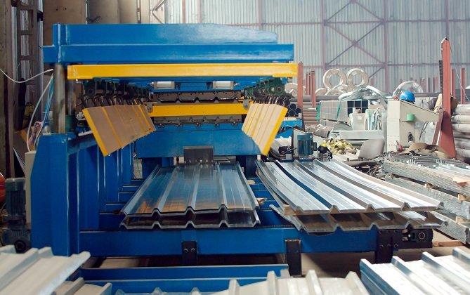 Automatic Power Press