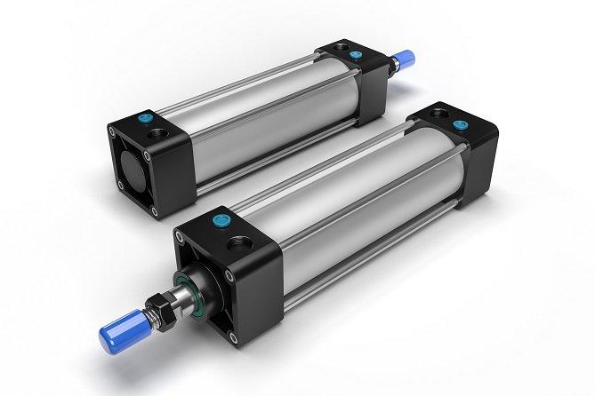 Air Hydraulic Cylinder