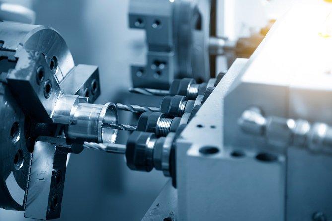 Swiss CNC Machining