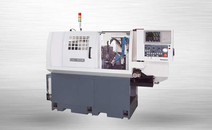 Swiss Turning Machine