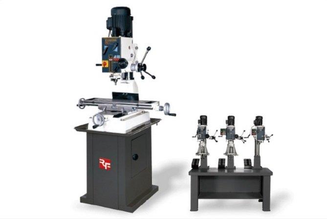 mill drill machine